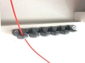 Multiple Filament Strand Guide Bar (6)