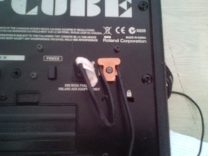 Roland Micro Cube Cable Holder Replacement