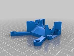 MK3 R3 Extruder cover for JLTX shroud.