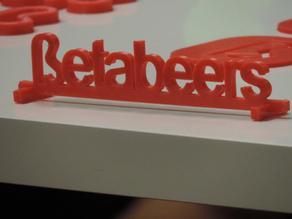 Betabeers logo