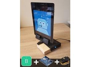 Cheap WiFi telepresence device for Ipad