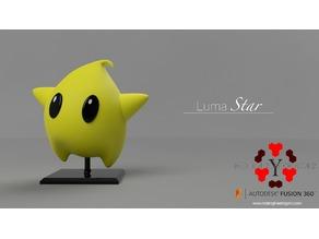 "Super Mario Galaxy ""Luma Star"""
