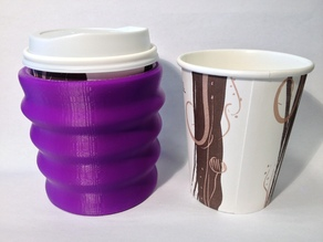 ergo thermo paper cup holder