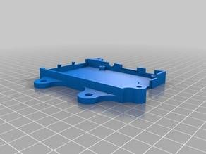 Pi Box for D-Bot Core XY frame mount