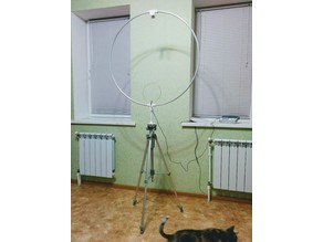 Magnetic Loop Antenna