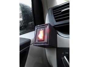 Auxillary Light Switch Holder