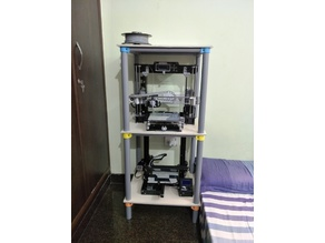 A Cheap table for 3D printer (anet a8)