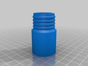 Makita to Bosch dust extractor adaptor