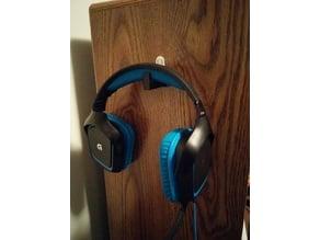 Hanging Hook for Logitech G230/G430 Headphones