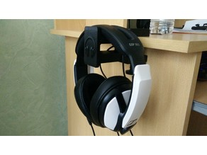 Support de casque audio / Headphones holder