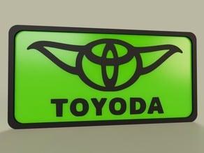 StarWars - YODA - Toyoda