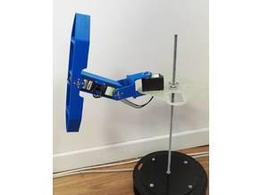 Bras robotique pour Hexapode