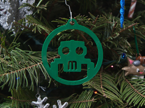 R. Maker Ornament V1