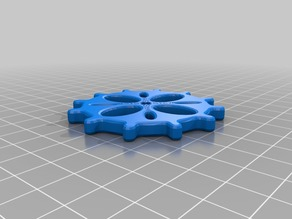 Simple Lego Wheel