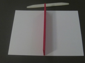 50 pages of 20# paper book binding block