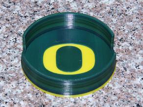 Oregon Ducks Coaster holder