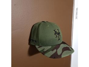 Low Profile Hat Hook