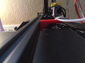 CR-10 S4 / S5 X-Axis Cable Support Bracket