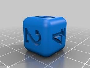 3D Printable D&D Dice