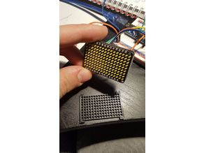 16x9 Adafruit Led Matrix - Anti Leak Cover
