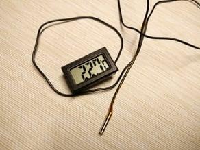 Chinese Digital Thermometer Box