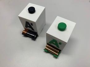 Stackable Battery Holder Lid