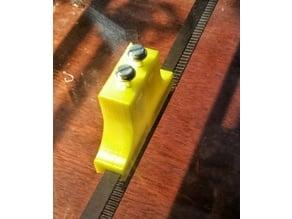 Geeetech Prusa i3 pro B Y belt holder
