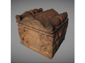 Cinerary urn of M. Numerius Liberalis Postumus