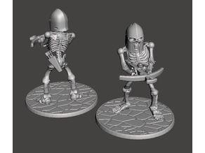 28mm Skeleton Warrior with Crossbow