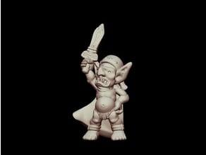 Kyn Finvara: Gobling (Heroic scale)