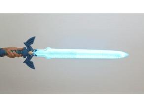 LED Zelda Master Sword with Sounds