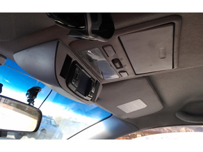 On-board computer housing