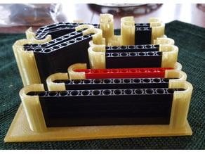 Lego Mindstorms ev3 Beam Storage