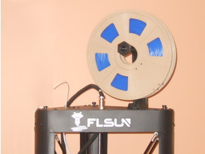 FLsun QQ Spool Holder (Updated)