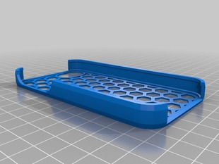Infill Pattern 4S Case