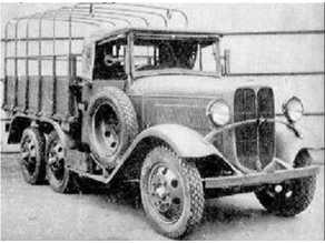 Type 94 truck