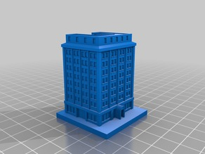 6mm - Modular SimCity Buildings ( Dense Residentials )