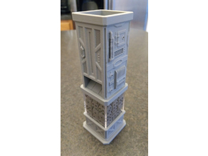 Dice Base / Dice Tower