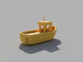 Benchy Style Tug Boat