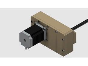 Mini Mill X2 X Axis CNC Conversion