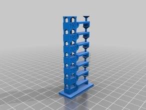 Temperature tower calibration test 220-190