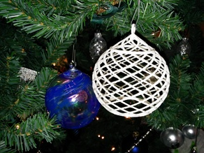 Xmas Ball Ornament