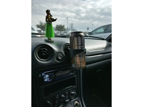 Miata Air Vent Cup Holder