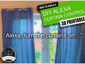 DIY - Alexa Curtain Control System