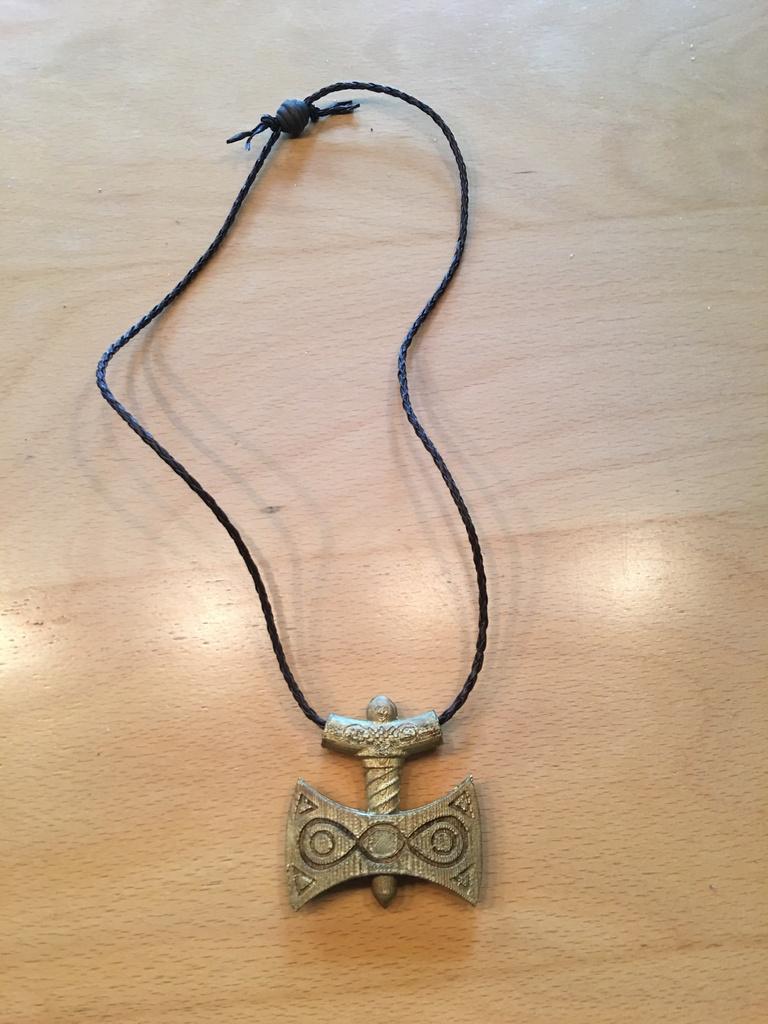Amulet Of Talos amulet of talos (skyrim)sternendrache2 - thingiverse
