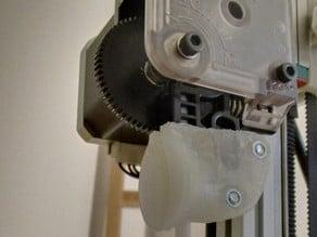e3d-titan extruder lever extension