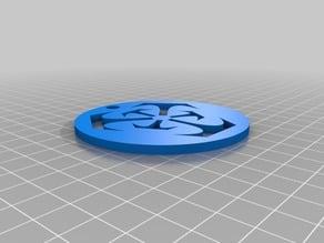 Force Glyph symbol charm