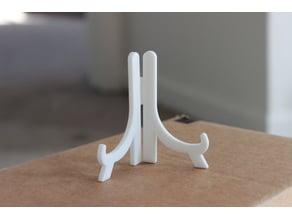 Printable Hinge Easel