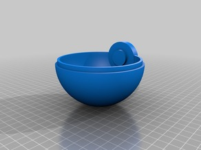 Pokeball container!