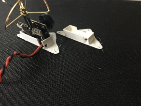 Blade Inductrix FPV Camera Mount Hyperion